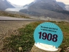 Athabasca Glacier Icefields Global Warming History