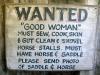 Good Woman Wanted
