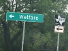 Road to Welfare in Texas