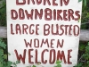 Bikers and big busted women welcome in Willard, CO