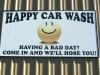 Get hosed at Happy Car Wash