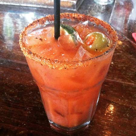 Bloody Mary Memphis