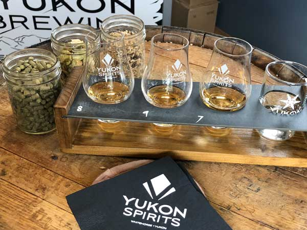 Yukon Spirits Whiskey