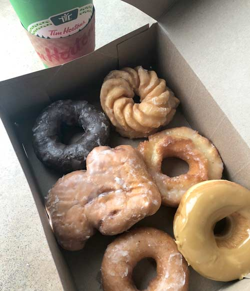 Tim Hortons Donuts and Coffee, Whitehorse YT