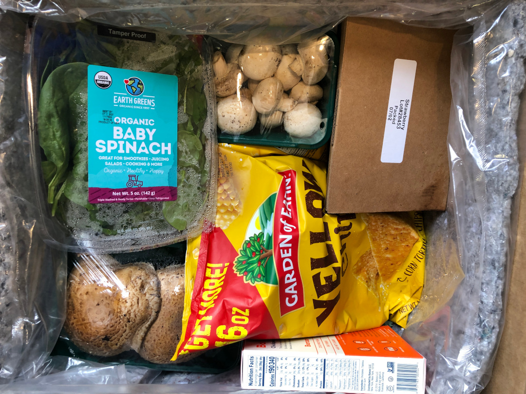 Misfits Market grocery delivery for RVers