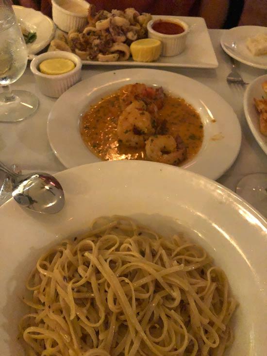 Italian American Club Dinner