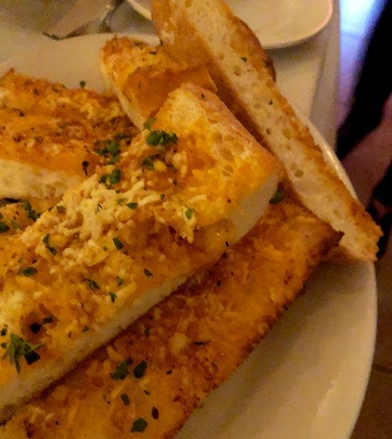 IAC Garlic Bread