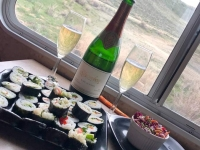 22nd Anniversary Sushi and Champagne Dinner, Rawlins WY