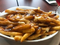 Poutine - Cheese Curds and Gravy