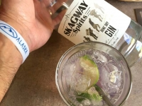 Skagway Distillery Alaska Angostora Gin and Tonic
