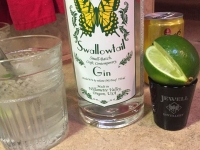 Swallowtail Gin and Tonic
