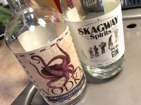Best Vodka and Gin, Chilkoot and Skagway Craft Distilleries