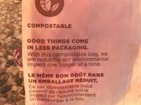 Eco-Friendly A&W Packaging, Burns Lake, BC