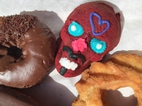 Dia de Los Donuts, a la Donut Bar Las Vegas