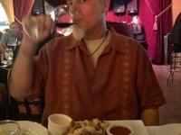 Candle Lit Birthday Dinner at Italian American Club, Las Vegas