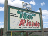No English and No Credit Cards at Taco Riendo in Montrose, CO