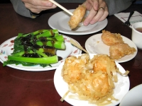 Seattle Chinatown dim sum