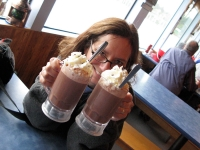 Mo Mochas at Mos in Florence, OR