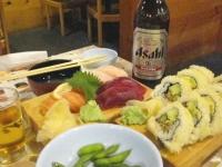 Akasaka Sushi Feast in Hacienda Heights
