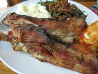 Hondos Texas BBQ Leftovers