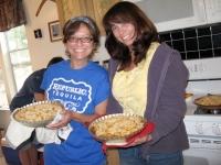 The Renes Make Pies