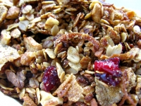 homemade granola is best