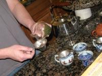 Free tea tasting at Aroma Tea, San Francisco