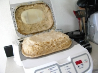 Making Bread at High Altitude with Bread Machine