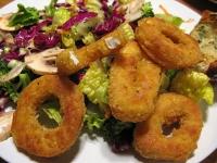 Chewy Vegan Glutenous Rings Not Calimari