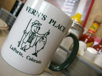 Vern's Cafe Laporte Colorado