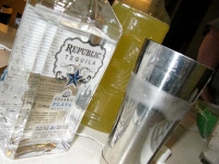 Republic Organic Tequila Plata Margaritas