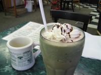 Clary's Milk Shake in Savannah, GA