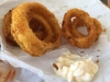 Pat's Famous Chili Dogs Tucson, AZ - Great Onion Rings!