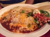 El Charro, Tucson AZ Vegetarian Tamale and Relleno