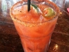 Pearl's Oyster House Bloody Mary Memphis, TN