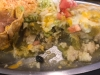La Posa's Tamale Plate