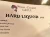 West Coast Grill Well Liquor, Nelson BC