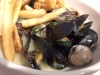 Mixed Steamers at Fish, Fort Collins CO