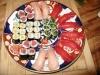 Sushi from Shogun in Santa Rosa, CA served up at home