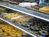 Fresh donuts at Rolling Pin Bakery, San Bruno CA
