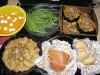 Magic Chef RV Oven Thanksgiving Dinner 2009