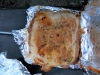 Spaghetti Sandwich Hobo Pie