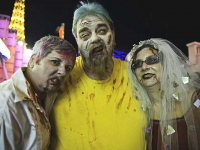 NuRVers prep for Zombie Walk Las Vegas 2013