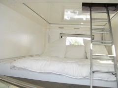 KiraVan Expedition Vehicle Bedroom and Loft
