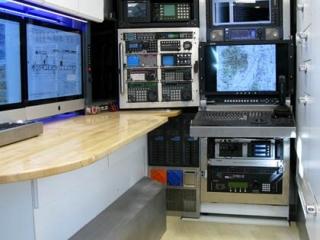 KiraVan Expedition Vehicle System Command Center