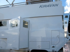 KiraVan Expedition Vehicle System at SEMA Show 2015