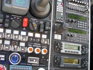 KiraVan Expedition Vehicle Controls