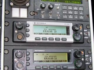 KiraVan Expedition Vehicle System Controls