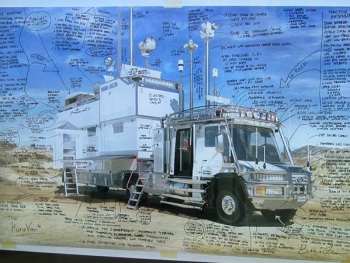 KiraVan Expedition Vehicle System Notes