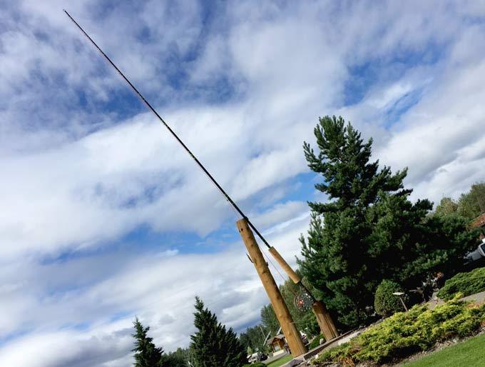 big rod